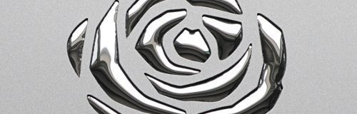 SIBU Design punch-line_3d_roses_silver_pf_met_silver_1