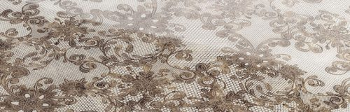 SIBU Design sibuglass_lace_white_vintage-brown